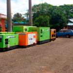 Locação gerador de energia campinas