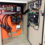 Quadro de transferência automática gerador